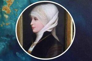 حجاب زنان اروپایی به روایت همسر پادشاه اسکاتلند +عکس