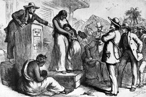 زندگی لاکچری روی استخوان بردگان