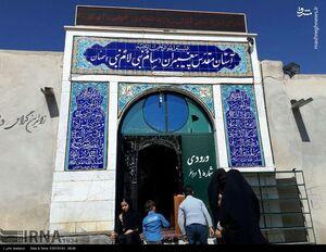 مقبره فرزندان حضرت نوح در ایران +عکس