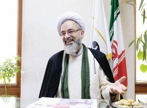 فیلم / کنایه امام جمعه بیله سوار به روحانی