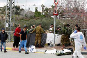 هلاکت صهیونیستها توسط یک فلسطینی