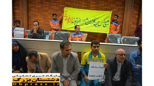 عکس/ پشت پرده ماجرای شهرداری برازجان