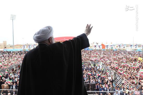 فیلم/ روحانی: تورم بیش از 20 درصد بود!