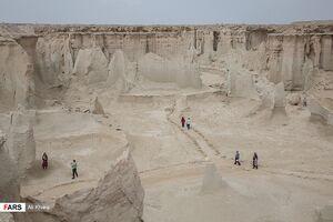 عکس/ قشم؛ سرزمین عجایب هفتگانه
