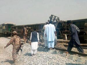 عکس/ انفجار خونین در پاکستان