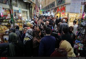 حال و هوای میدان تجریش در آستانه نوروز