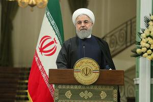 فیلم/ روحانی: ما نقشه های آمریکا را بهم زدیم