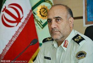 برخورد با مأموران ناجا در ماجرای تهرانپارس متوقف شد