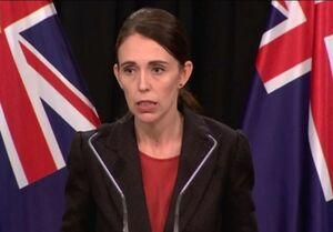 نخستوزیر نیوزیلند: قوانین حمل سلاح را ظرف یک هفته اصلاح میکنیم