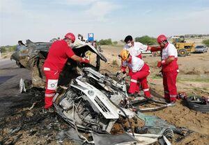 آمار عجیب کشتهشدگان تصادفات طی دو روز