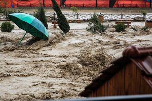 وضعیت سیلاب در آققلا بحرانی است