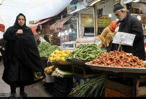 بازار بزرگ رشت در آستانه نوروز