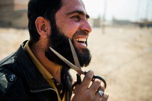 ریش داعشی