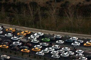 ترافیک سنگین