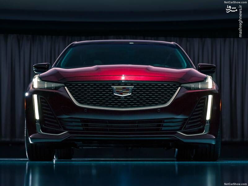 Cadillac CT5 (2020)