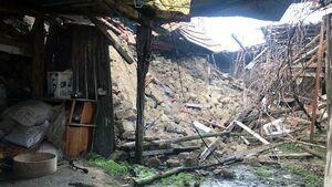 اولین تصاویر از خسارات زلزله ترکیه