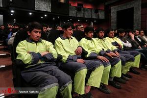 عکس/ تقدیر از کارگران افغانستانی شهرداری تهران