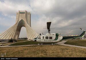 عکس/ رزمایش نوروزی فرماندهی انتظامی تهران بزرگ