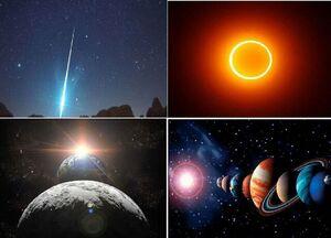 بررسی رخدادهای نجومی سال جدید ۹۸