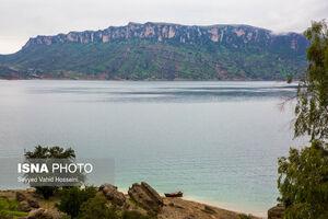 ایران زیباست؛ دریاچه سد «دز»