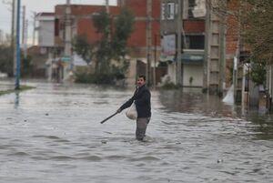عکس/ وضعیت تاسف بار هموطنان در آق قلا