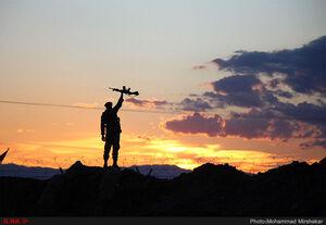 عکس/ فرمانده نزاجا اولین روز سال کجا بود؟