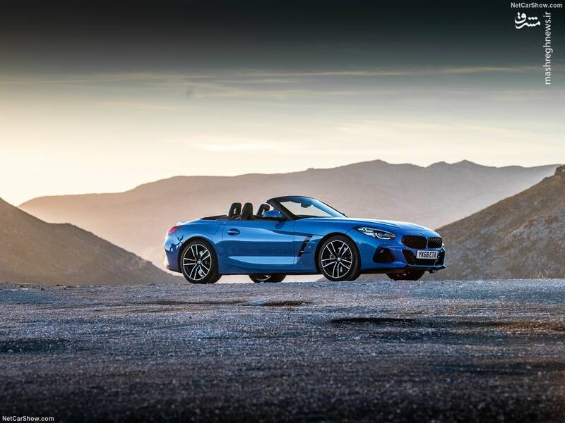 BMW Z4 [UK] (2019)