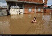 عکس/ سیلزدگان همچنان غرق در مشکلات ...