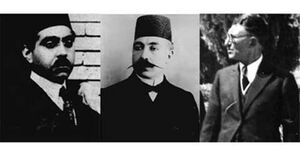 سه دولتمرد ایرانی که استقلال ایران را ارزان فروختند