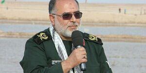 اعزام ماشینآلات و خودروهای نظامی سپاه به مناطق سیلزده