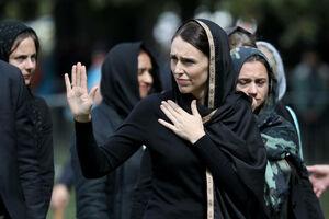 عکس/ حضور غیرمسلمانها در نمازجمعه نیوزیلند