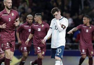 ضرر میلیاردی آرژانتین به خاطر مسی