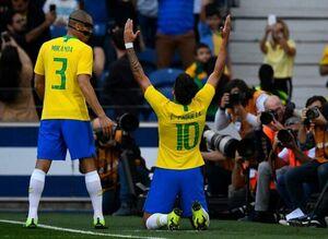 برزیل بدون نیمار حریف پاناما نشد