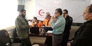 روایت امدادرسانی بسیج به سیلزدگان شرق مازندران +عکس