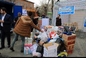 فیلم/ ارسال کمک های مردم گیلان به گلستان