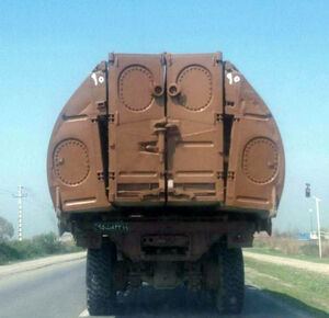 عکس/ ارسال پُلهای سیار سپاه به مناطق سیلزده