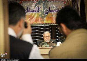 حضور فرماندهان نیروهای مسلح در مناطق سیلزده استان گلستان به روایت تصویر