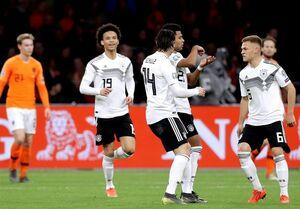 فیلم/ خلاصه بازی هلند ۲ - ۳ آلمان
