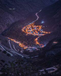 عکسی بینظیر از کردستان