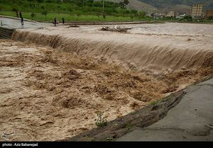 وضعیت سیل در شهرهای لرستان بحرانی شد