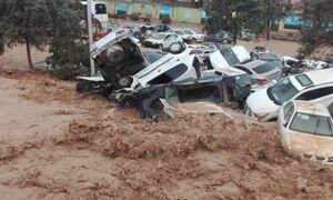 19 کشته و 119 زخمی در سیل شیراز/وضعیت سیل در شهرهای لرستان بحرانی شد /سیل در استان گلستان فروکش کرد +عکس و فیلم