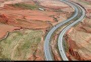 تصاویر هوایی از جاده های خراسان رضوی