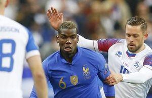 آتش بازی فرانسه و انگلیس و مصدومیت رونالدو