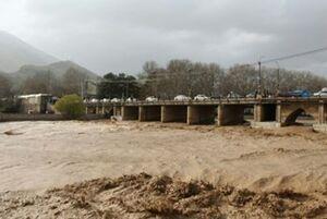 فیلم/ بعد از17 سال آب در رودخانه قرچک جاری شد