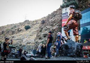 تعطیلی ۴۸ ساعته واحدهای صنفی در شمال پایتخت