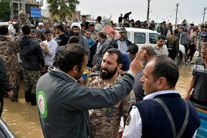 فیلم/ شورش مردم سیل زده بر علیه سپاه!