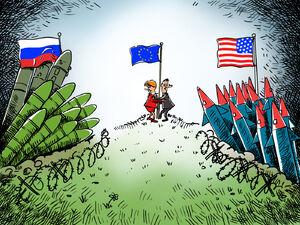 روسیه: به تهدیدهای ناشی از خروج آمریکا از INF پاسخ خواهیم داد