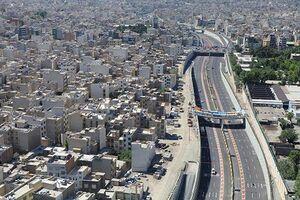 ممنوعیت تردد در بزرگراه امام علی (ع) تهران