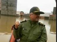 فیلم/ دستور فوری فرمانده سپاه برای تخریب یک جاده