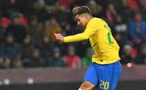 پیروزی برزیل مقابل چک با گلزنی لیگ برتری ها